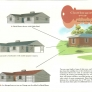 ranch house plan variations retro vintage mid century