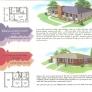 mid century retro house plans