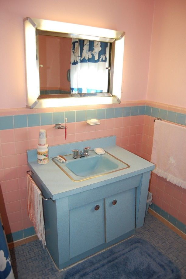 Pink bathroom sink images amp pictures becuo