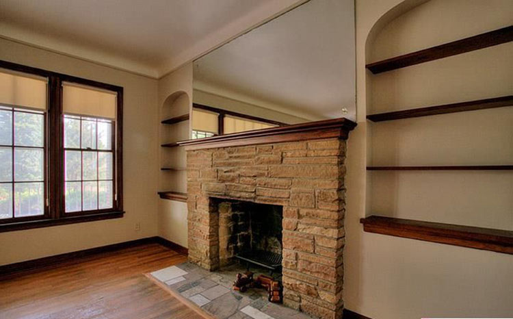 Awesome s arched bookshelves