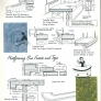 vintage GE Textolite laminate construction and edging