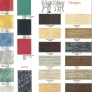 vintage laminate colors and patterns