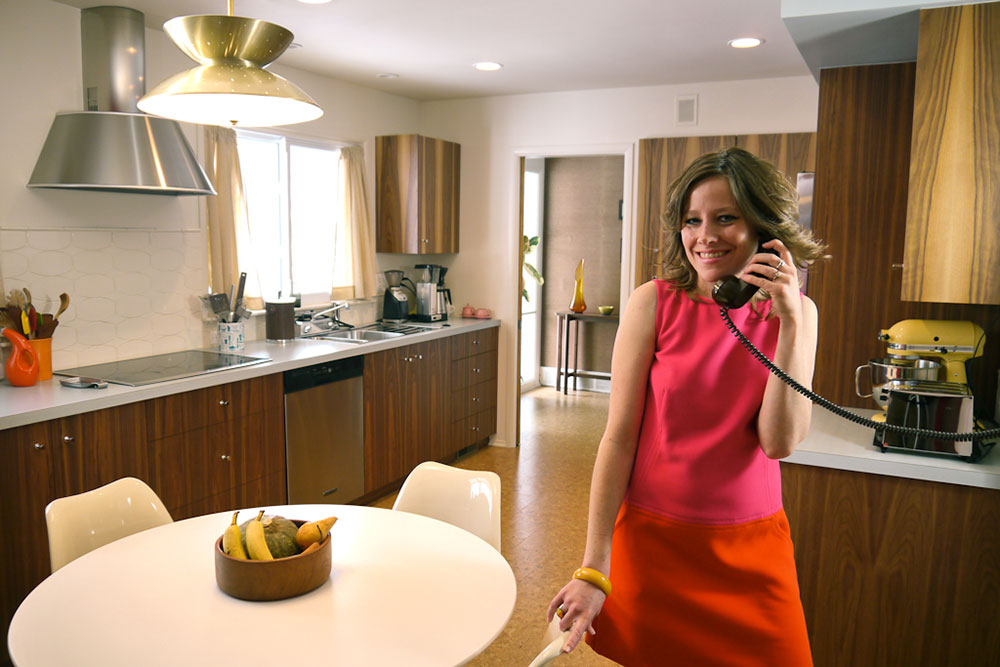 Rebecca And Keith 39 S Mad Men Kitchen Remodel And Mad Men