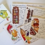 Vintage Recipe Cards with Great Graphics