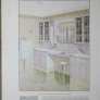 vintage Sani Onyx kitchen