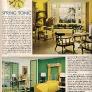 1968-yellow-living-room-green-bedroom-yellow-bedspread