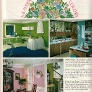 60s-spring-colors-blue-kitchen
