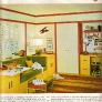 60s-yellow-red-bedroom-makeover
