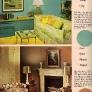 1960s-yellow-blue-living-room-black-elegant-room