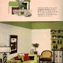 60s-cool-colors-green-black-white-owl-decoration