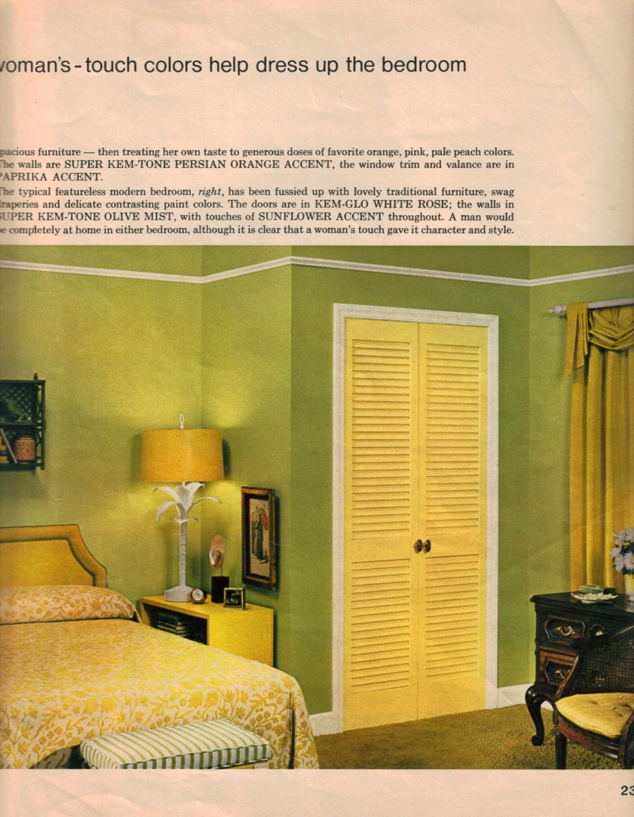 19 interior designs from 1970 - Retro Renovation