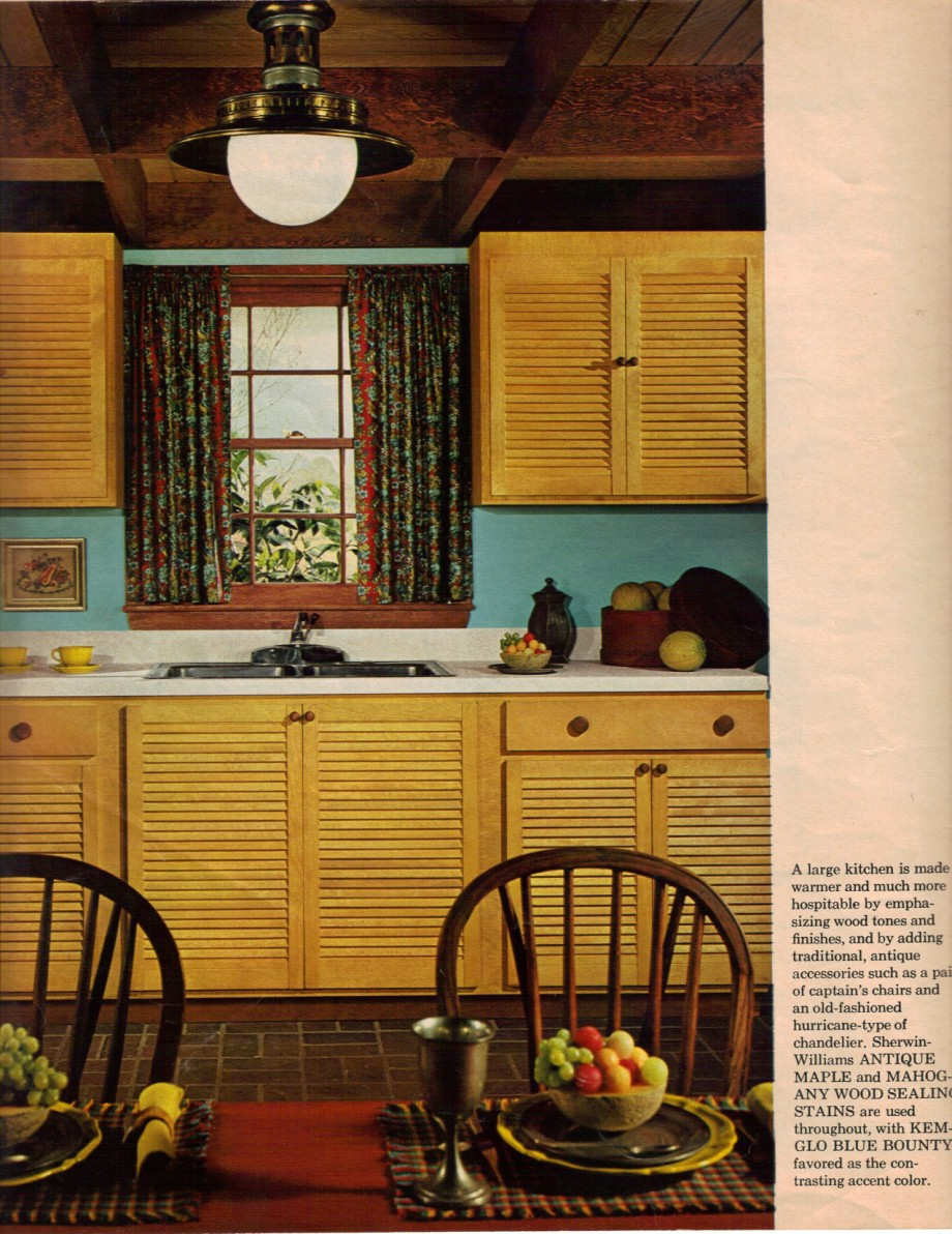 19 interior designs from 1970 retro renovation for 70s kitchen remodel ideas