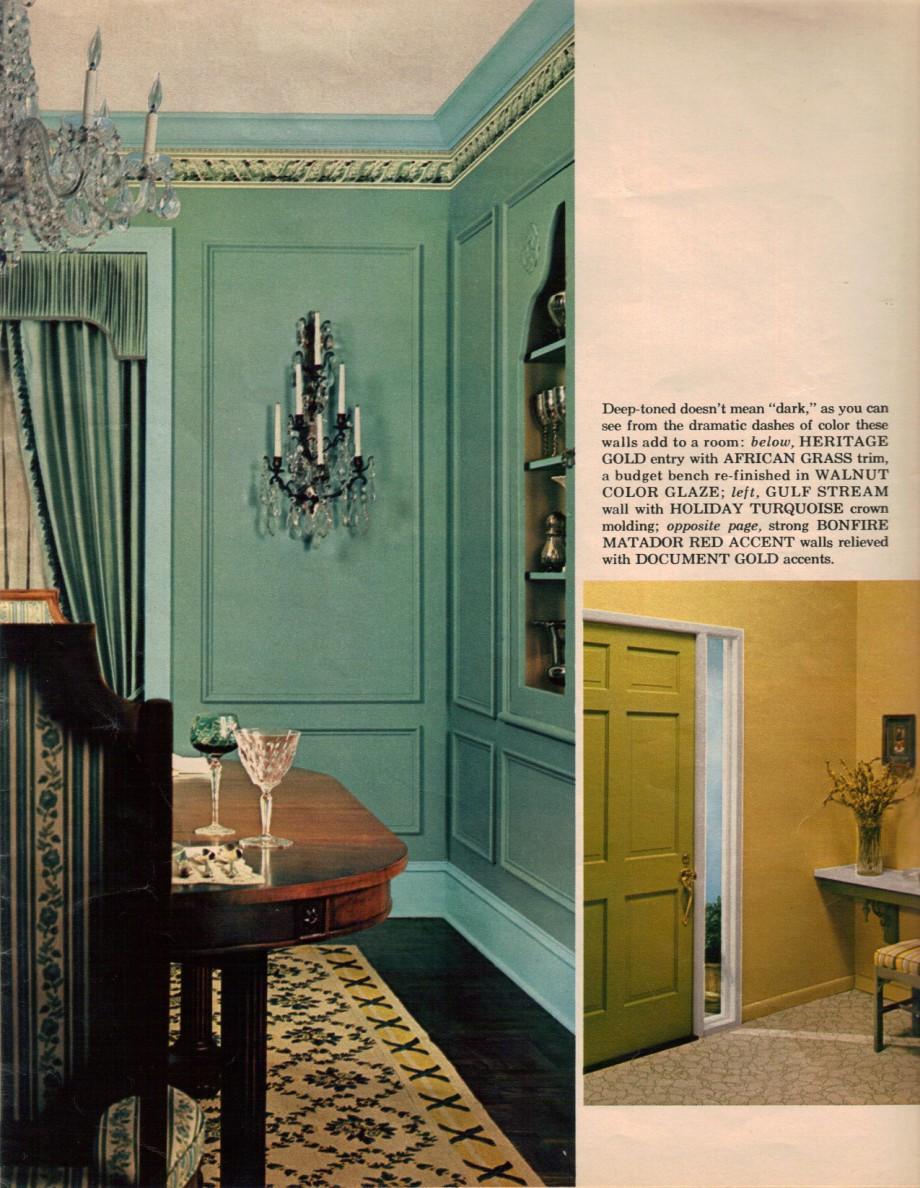 Interior Design Ideas: 19 Interior Designs From 1970