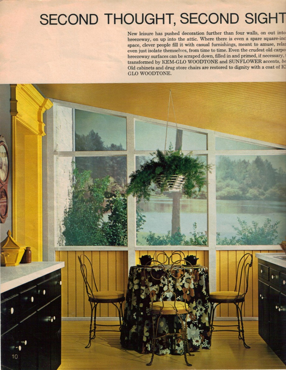 Tips For Kitchen Color Ideas: 19 Interior Designs From 1970