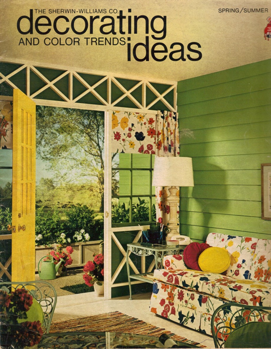 19 interior designs from 1970 retro renovation for 1950s decoration ideas
