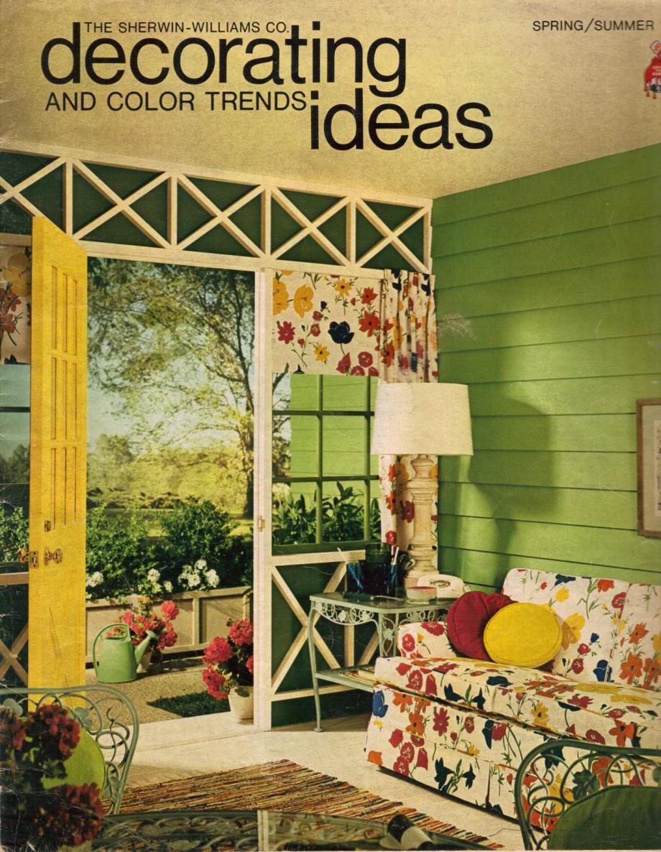 19 interior designs from 1970 retro renovation
