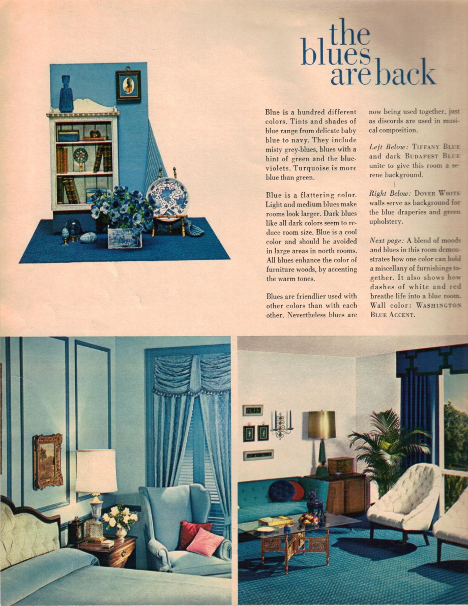 Hippie decor more 1960s interior design ideas 15 pages for Klaus k living room
