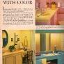 1960s-strawberry-pink-bathroom-yellow-bathroom-blue-bathroom