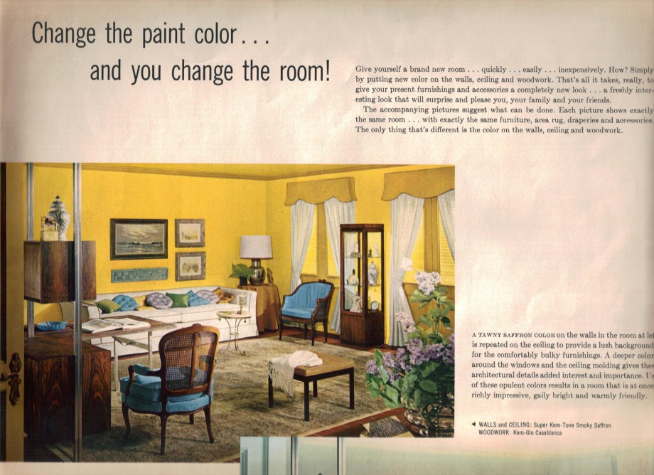 17 Groovy Home Interiors From 1965   Retro Renovation