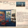 60s-blue-and-violet-dining-room
