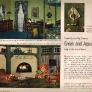 60s-green-aqua-family-room-bedroom