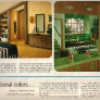 1960s-traditional-colors-green-wood-kitchen-yellow-bedroom