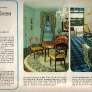 60s-blue-green-and-aqua-dining-sitting-room