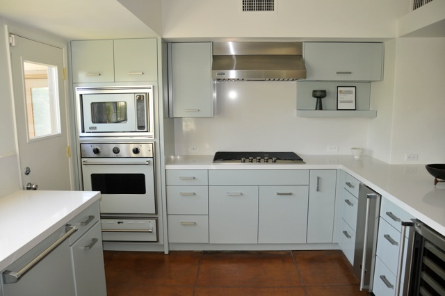 St charles steel kitchen cabinets are restored to frank - New metal kitchen cabinets ...