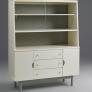 Stanley Furniture Vintage Mix-n-match China Cabinet