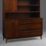 Stanley Furniture Vintage Sliding Door China Cabinet