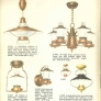 Virden vintage light fixtures