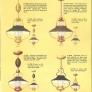 Virden vintage light fixtures