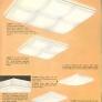 light panels mid century vintage