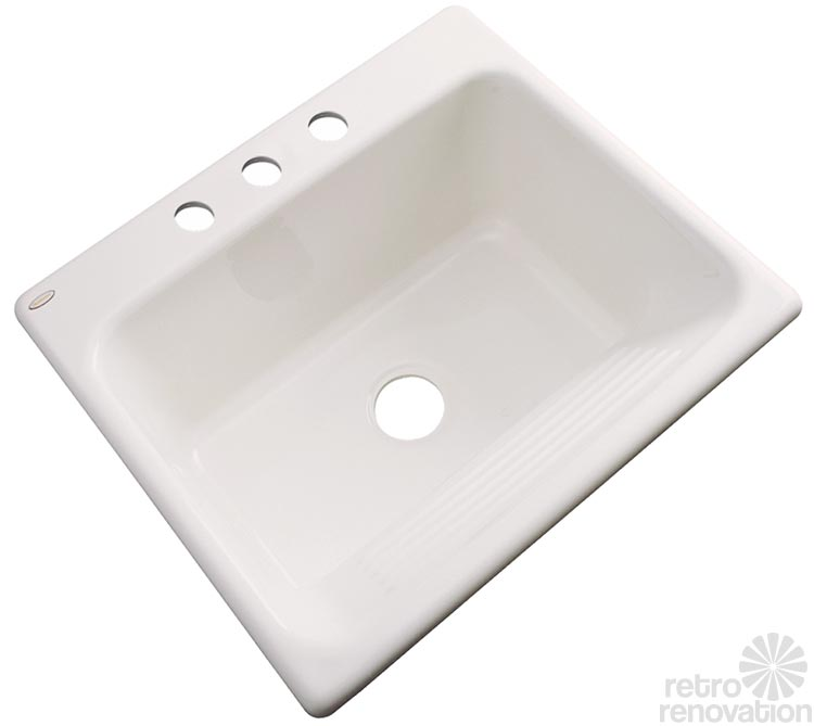 Thermocast Sinks : ... 29 colors for Thermocast acrylic kitchen, bathroom and utility sinks