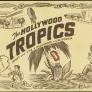 Set de table en papier du Hollywood Tropics des années 1940