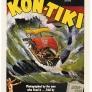 Affiche du film L'expédition du Kon-Tiki. 1951