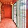 mid-century-entryway