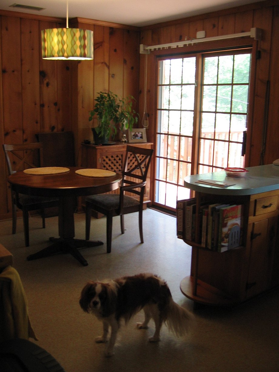 Decorating Knotty Pine Living Room: Decorating Ideas For Tracy's Knotty Pine Kitchen