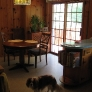 knotty-pine-dinette-with-dog