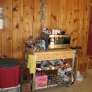 knotty-pine-kitchen-storage-area