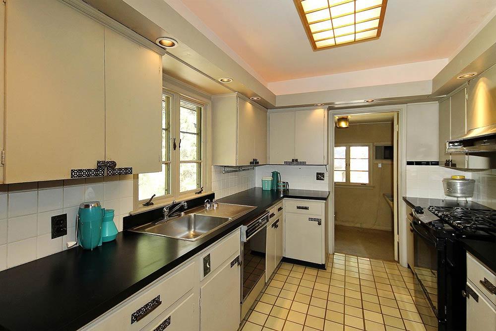Nice s galley kitchen