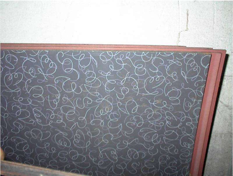 2 300 S F Of Vintage Consoweld Laminate Unearthed And For