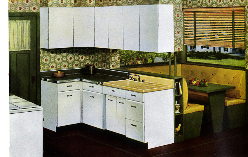 1953 Crane Kitchen Cabinets 26 Photos Complete Catalog