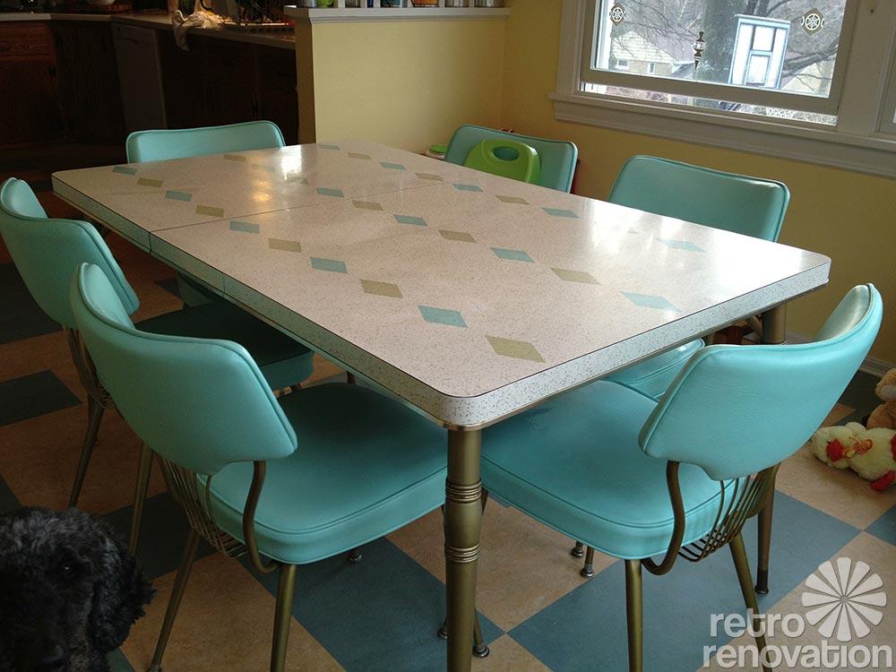 Sears Kitchen Dinette Sets