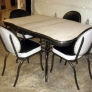 vintage-black-and-white-dinette