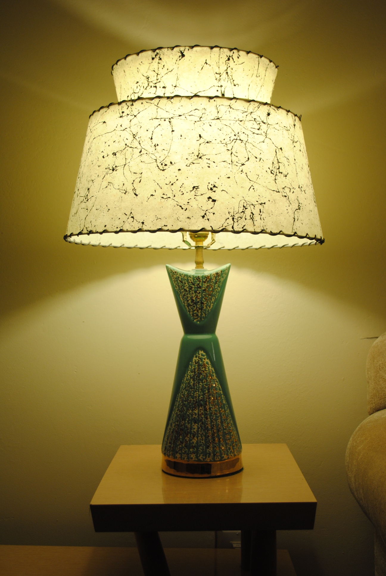 366 Vintage Table Lamps From Readers Homes Retro Renovation