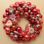 kates-hot-pink-vintage-ornie-wreath