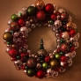 ornament-wreath-on-wall-d718493dd70036da127891c965f57bfc3c89af27