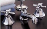 My two favorite bathroom faucets: Mississippi line