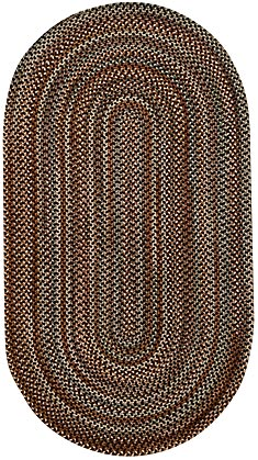 capel braided rug
